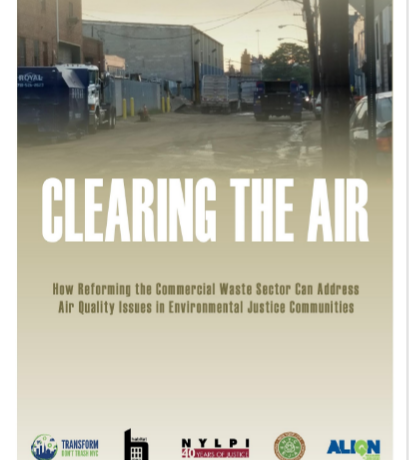Clearing the Air TDT report